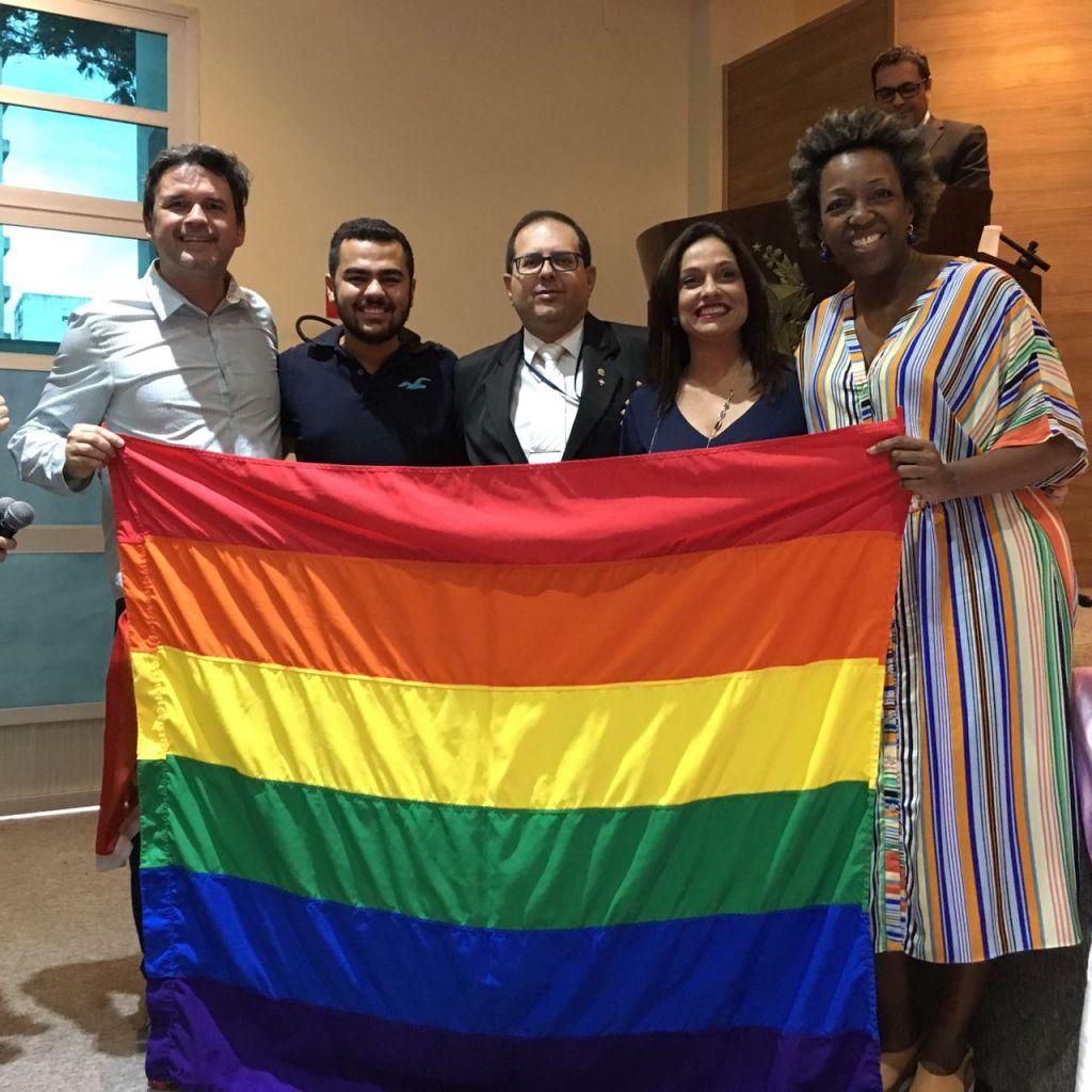 Comissão de Diversidade Sexual da OAB-ES. Foto: Divulgação.