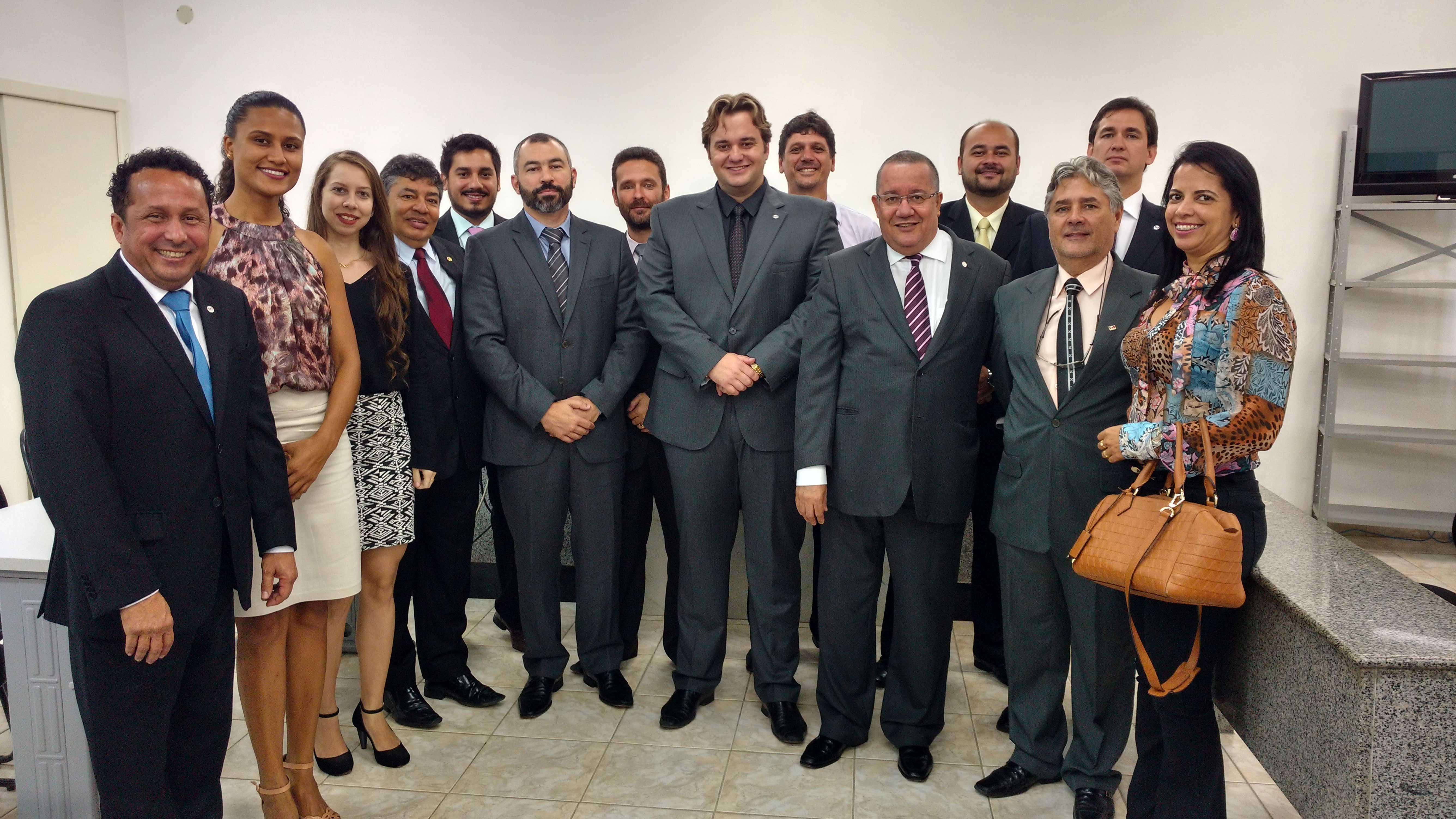Inauguração da Sala de Apoio de Mantenópolis. Foto: Divulgação.