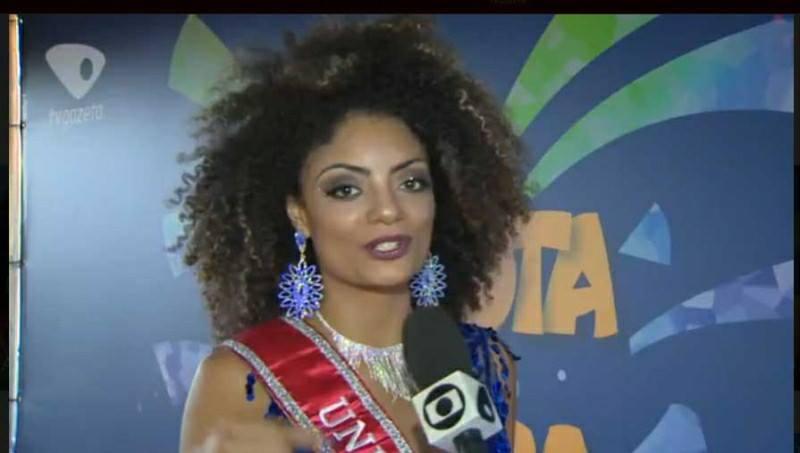 Raiane foi a vencedora com 47% dos votos