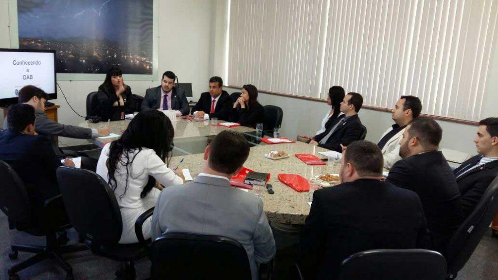 Advogados reunidos. Foto: Divulgação.