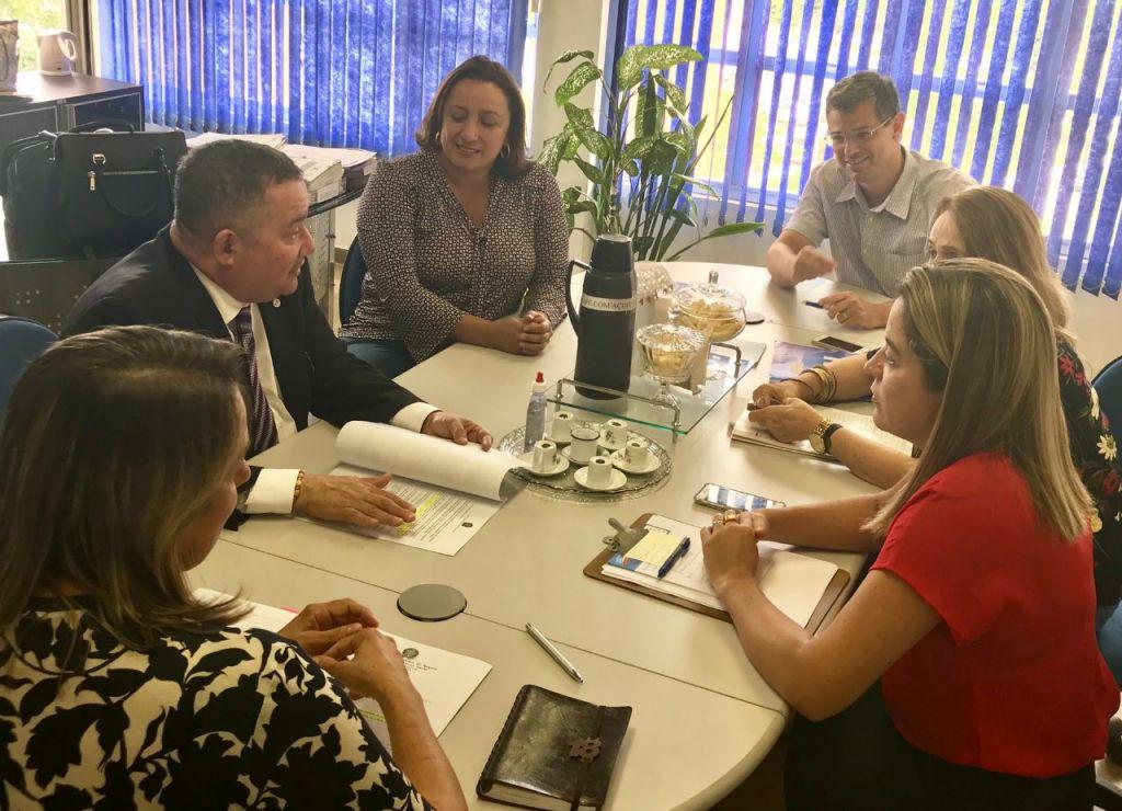 OAB-ES e INSS vão firmar parceria para agilizar atendimentos